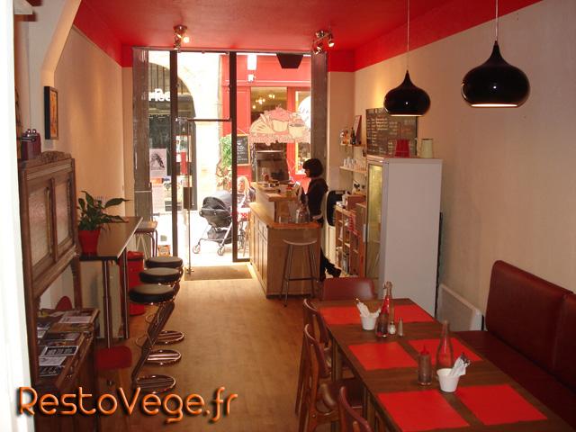 Restaurant Bio Vegan Strasbourg Rue Saint